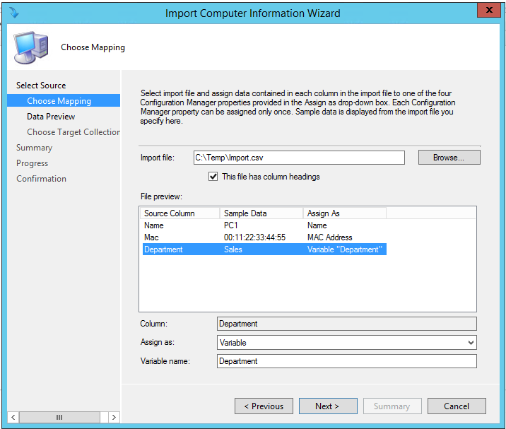 SCCM OSD Task Sequence Variables – A beginners guide